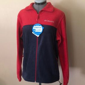 Men's Columbia jacket NWT